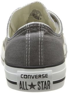c4784d333ec7 Converse AS Ox Can charcoal Unisex-Erwachsene Sneaker