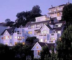 Casa Madrona in Sausalito, California