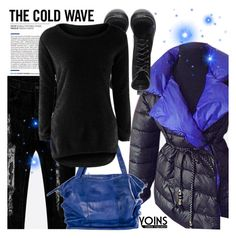 """""""YOINS - for cold wave"""" by ansev ❤ liked on Polyvore featuring yoins, yoinscollection and loveyoins"""