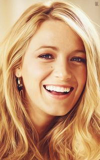 Blake Lively avatars (200x320px) by Wiise (me)... • NOT SO WISE
