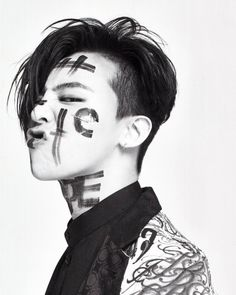 Daesung, Vip Bigbang, G Dragon Black, G Dragon Top, K Pop, Baby Baby, Big Bang Kpop, Gd And Top, Greek Gods