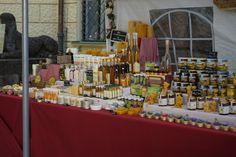 Imkerei Konrads Bienenstandl auf der Gartenschau Schloss Thurn und Taxis 2015