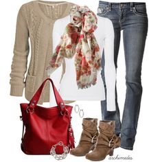 Top 15 Pretty Casual Fall Outfits With Boots – Famous Fashion Blog & Style Design - Easy Idea (5)