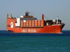 Collision mortelle entre un navire et une tour dans le port de Gênes