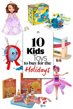 The 10 Best Toys of 2013
