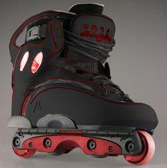 Remz 07 Black-Red