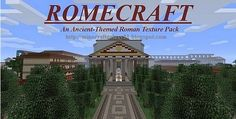 Romecraft Texture pack Minecraft 1.6.2 | Minecraft Global