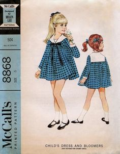 McCall's 8868 by Helen Lee © 1967.