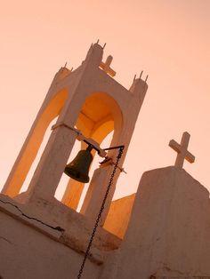 Greek church glowing #greekchurches