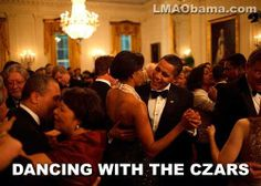 Dancing with the Czars