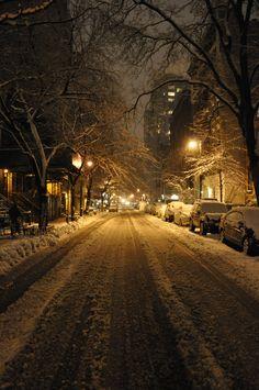 Snow City Color by Deth X