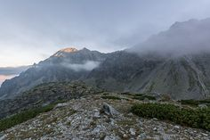The Great Cold Valley - Height Tatras