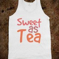 Sweet as Tea @Carrie Mcknelly Marshall