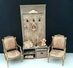 Beautiful set made by Jolanda Knoop