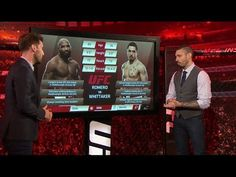 UFC (Ultimate Fighting Championship): UFC 213: Inside the Octagon - Romero vs Whittaker