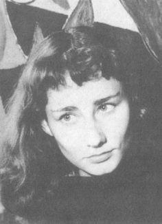 Halina Poswiatowska- polish poet and writer.