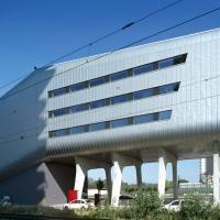 Relaxx Sports Center Modern Leisure Center Building