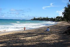 paia maui | Paia Bay beach, Maui, Hawaii, USA