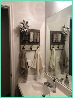 In Budget Bathroom Decorating Ideas. When you redecorate any room, one of the primary what exactly you need to take into consideration - prior to the ... Small Bathroom Storage, Diy Bathroom Decor, Simple Bathroom, Modern Bathroom, Bathroom Lighting, Diy Home Decor, Bathroom Ideas, Shower Ideas, Bathroom Inspiration