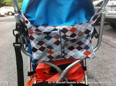 Do-It-Yourself Danielle: DIY Stroller Pack