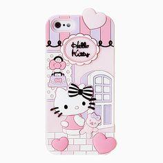Hello Kitty case iPhone5