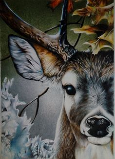Deer, Moose Art, Cute Animals, Drawings, Pretty Animals, Cutest Animals, Cute Funny Animals, Sketches, Drawing