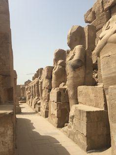 Luxor temple Karnac