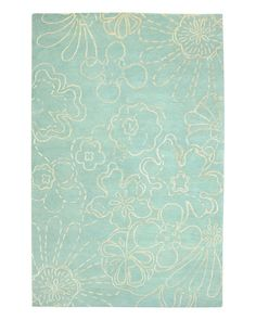 """Rizzy Home """"Avant-Garde"""" Hand-Knotted Rug - $4212"""