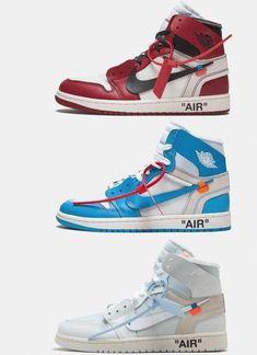 online store 0aa44 d7993 Air Jordan 1 X Off-white HypeFashion Instagram   hypefashionnet, Streetwear  mens,