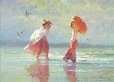 Alexander Averin - Autumn Stroll