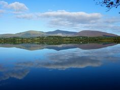 Lough Mask Lake. Ireland
