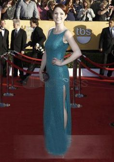 Celebrity Dresses-Celebrity Dresses at Screen Actors Guild Awards