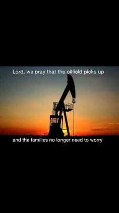 Oilfield prayers