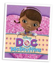 Free Doc McStuffins printables