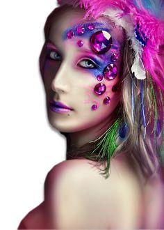 face woman fantasy