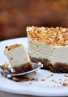 Cheesecake aux petits suisses - recette facile - la cuisine de Nathalie - La cuisine de Nathalie