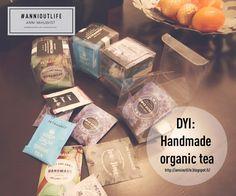 DYI: Tee lahjaksi omaa teetä ( Tee se itse)