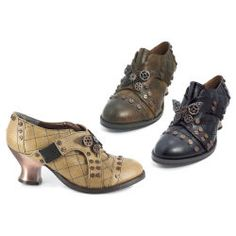 lcon Steampunk Oxfords