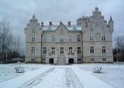 Vasalemma mois, Estonia - Estonian Manor House