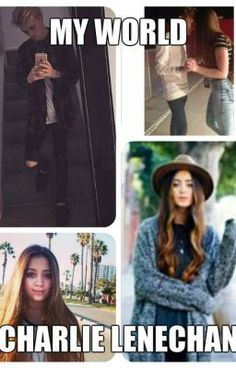 My World . CH.L #wattpad #fanfiction