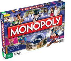 Monopoly Disney, Monopoly Game, Monopole, Edition Collector, Disney Merchandise, Father, Games, Children, Classic
