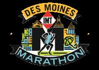 Des Moines Marathon 2nd time!!! Basically one month after QC!!!