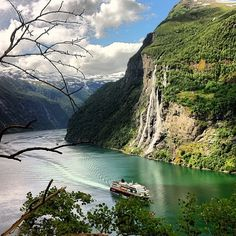 The Seven Sisters ,Norway