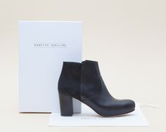 The Ankle-Boot AW 14-15  www.annette-koelling.com