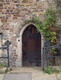 Door on Church Square, Rye. East Sussex. TN31 7DH UK. 8/7/15