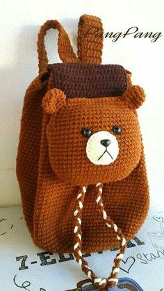 ... crochet on Pinterest Crochet bags, Crochet purses and Granny square