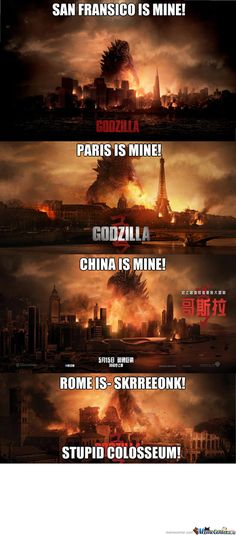 Godzilla Meme 4 by Lmpkio.deviantart.com on @DeviantArt