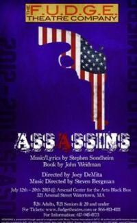 Assassins. F.U.D.G.E. Theatre Company