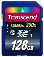 Transcend Premium Secure Digital SDXC Card Class If you need extended HD video recording time and improved camera performance for high resolution digital photography, the Transcend Premium Secure Digital SDXC Card Class 10 - 128GB is just perfect. F http://www.MightGet.com/february-2017-3/transcend-premium-secure-digital-sdxc-card-class.asp