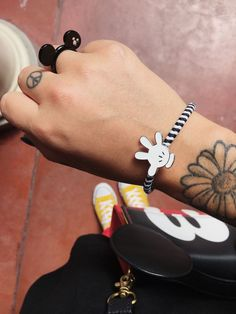 What Leslie Kay Wore to Tokyo Disneyland, Hong Kong Disneyland & Shanghai Disneyland   Mickey Mouse accessories for your next trip to the Disney Parks   [ http://di.sn/60048Dmg8 ]